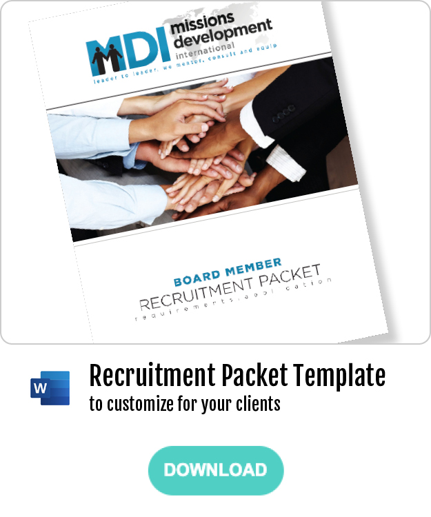 Thumbnail - Boards Recruitment Packet